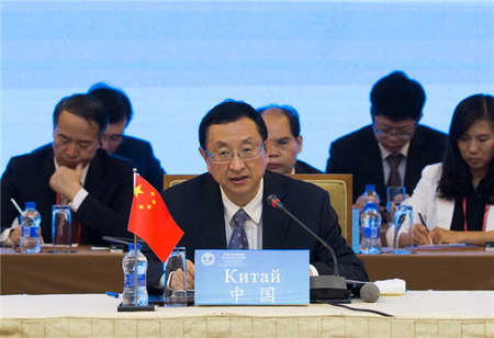 SCO Cultural Ministers' Meeting Highlights Exchanges, Coope